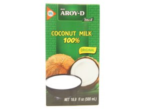 Aroy - D Coconut milk 500ml