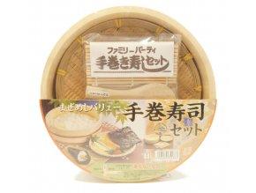 Temaki sushi set