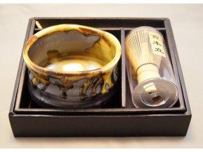 Set na přípravu zeleného čaje MATCHA ( YH65-AN )