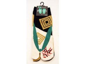 Wagokoro Japonské tradiční ponožky ( pánské )