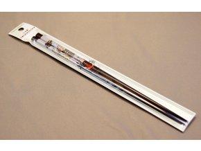 Chop Sticks černé s motivem geishi