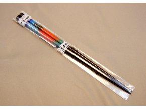 Chop Sticks černé s motivem sopky fuji