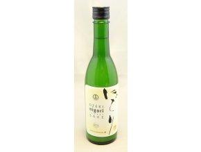 Ozeki Nigori Sake rýžové víno 375ml