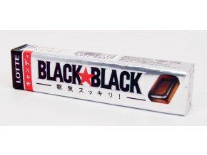 Lotte Black Black Candy 27g