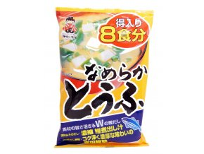 Miko Instant Miso Tofu Tokuiri 8p