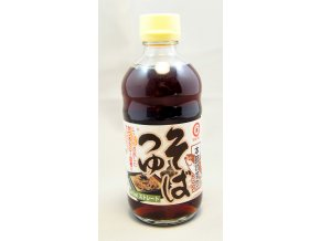 Marukin Soba Tsuyu japonská omáčka 340 ml