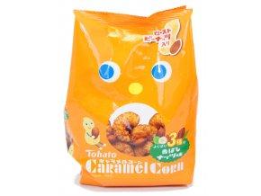 Tohato Caramel Peanuts Corn Aji
