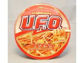 Nissin Yakisoba UFO Mentaiko Mayonnaise