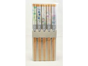Tokyo set bambusových hůlek s přírodními vzory ( 4003 )