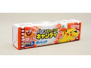 Lotte Pokemon Chewing Candy