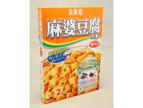 Marumiya Mabo Tofu Sauce - Mild