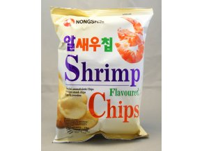 Nong Shim Shrimp Chips 75g