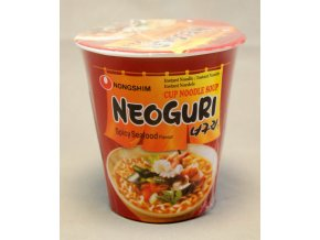 Nong Shim Neoguri Spicy Seafood Cup 62g