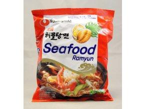 Nong Shim Seafood Ramen 125g