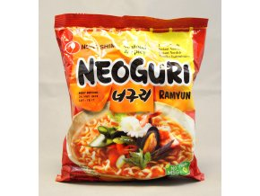 Nong Shim Neoguri Spicy Seafood