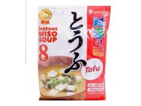 Marukome Instant Miso Soup Tofu 8p