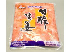 Inaka Sushi Ginger Pink 900g