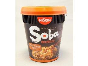 Nissin Soba Sukiyaki Beef 88g