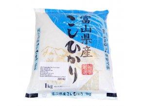 Toyamaken San Koshihikari 1kg