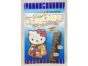 Hello Kitty  Noriten sesame nori chips 8g