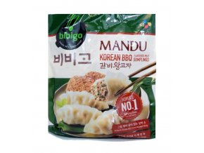 Bibigo Mandu Korean BBQ Gyoza 525g
