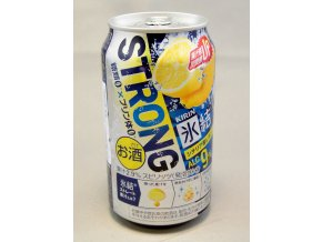 Kirin Strong Sicilian Lemon 9% alkohol