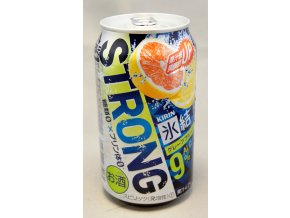 Kirin Strong Grapefruit 9% alkohol