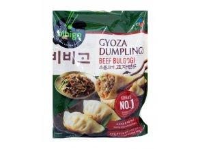 Bibigo Mandu Beef Bulgogi Gyoza Dumplings 600g