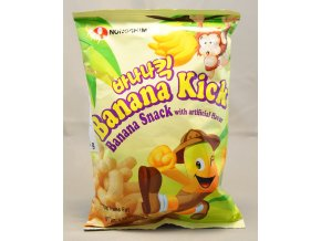 Nong Shim Banana Snack 45g