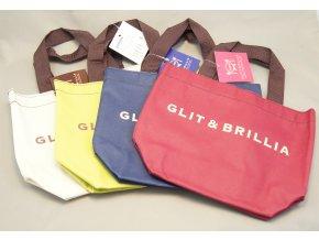 Taška Glit&Brillia různé barvy