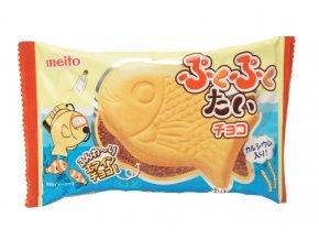 Meito PukuPuku Tai Chocolate 16,5g