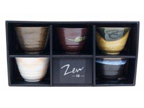 Fuji keramický set hrnečků na čaj