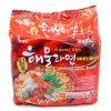 Paldo Seafood Flavor Noodle 5p