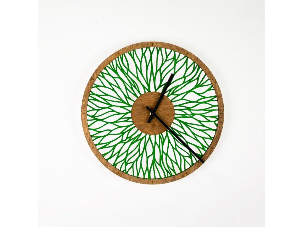 nástěnné hodiny Amazonika