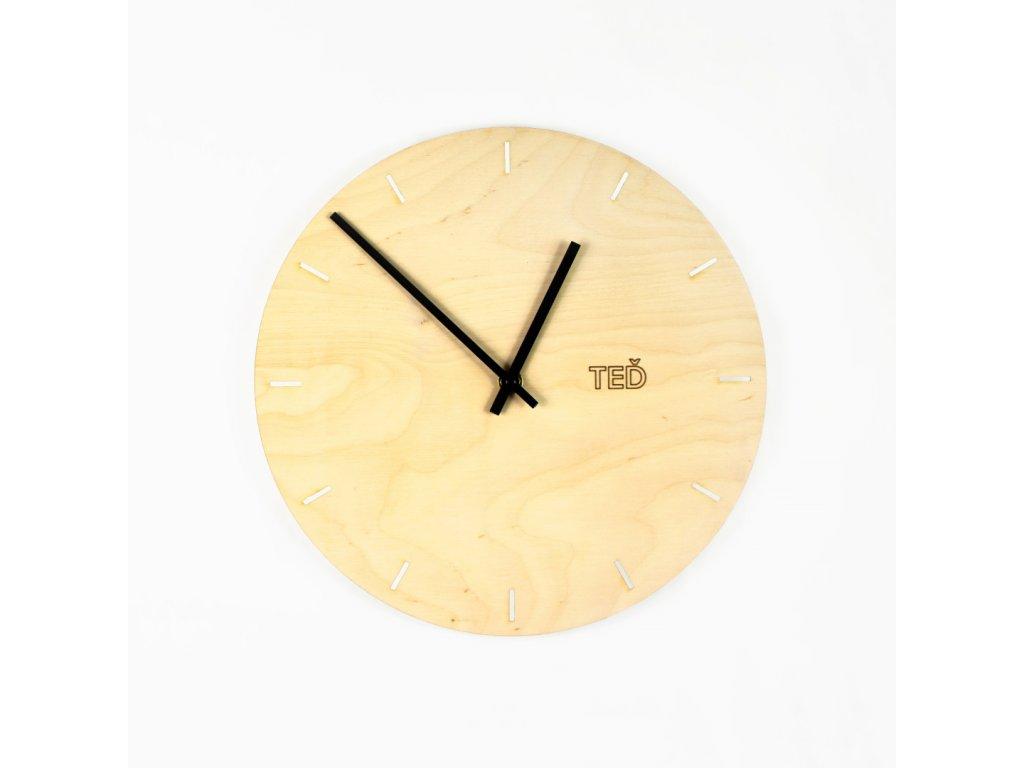 nástěnné hodiny Teď!