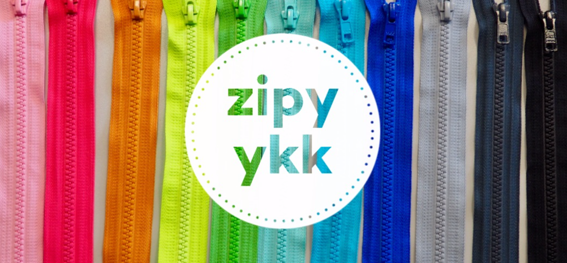 NOVINKA - zipy YKK