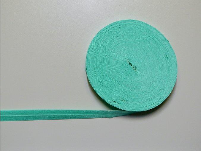 Pruženka lemovací 20mm mentol