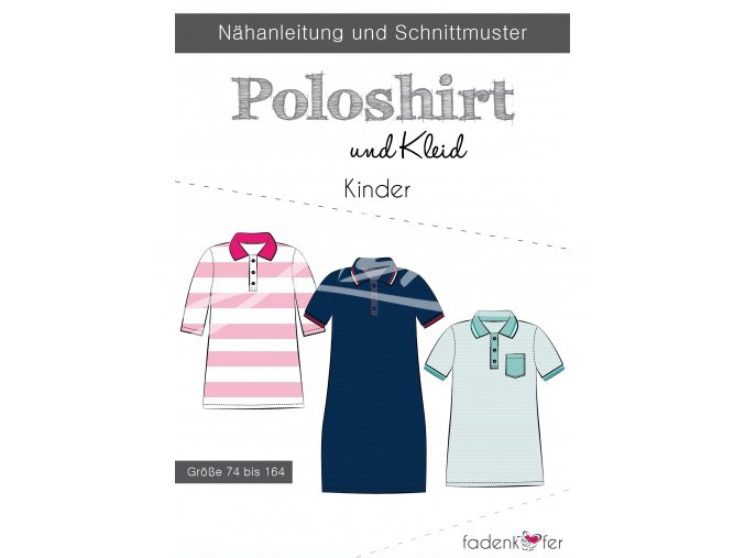 Poloshirt Kinder Titel
