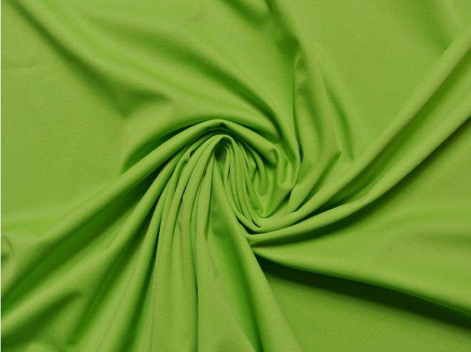 Letní pružný softshell zelený