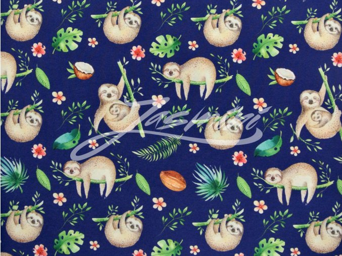 Softshell zimní - lenochodi