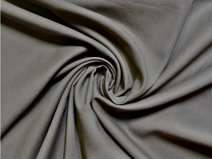 Plátno tmavě šedé (zbytek)