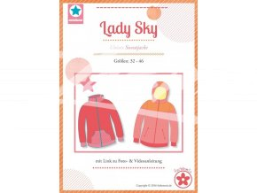 lady sky cover