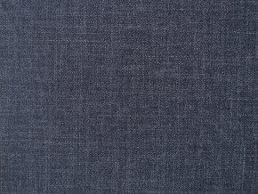 Elastická teplákovina džínová modrá
