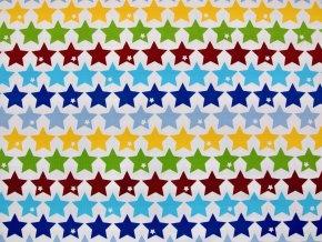 """Elastický úplet duhové hvězdy """"by Graziela"""""""
