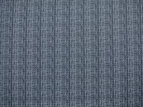 Elastická teplákovina pletenina modrá (digitisk)