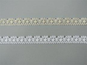 Bavlněná krajka paličkovaná 11mm
