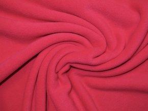 Fleece sytě růžový 240g