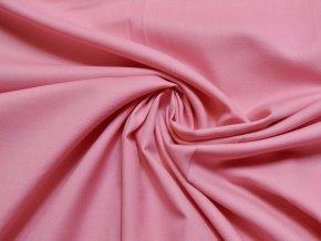 Plátno světle růžové