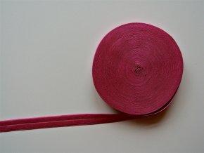 Pruženka lemovací 19 mm růžovofialová