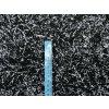 Softshell zimní - popraskaná země na černé